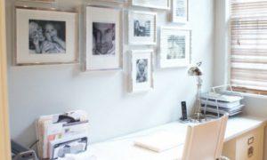Украшаем фоторамками интерьер квартиры