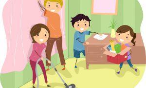 Как провести генеральную уборку в квартире