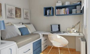 Оригинальные идеи дизайна интерьера для комнаты подростков