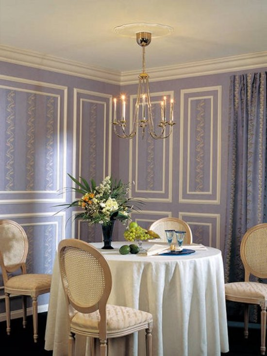 Dining room molding ideas
