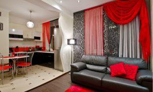 Варианты перепланировки трехкомнатной квартиры