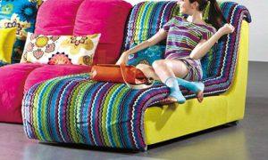 Декор мягкой мебели – съемные чехлы