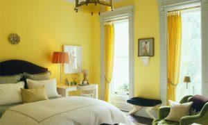 Сочетание цветов в интерьере спальни по фен-шуй
