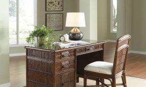 Применение плетеной мебели в интерьерах