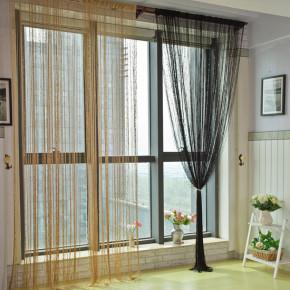 Гламур в доме – шторы со стразами