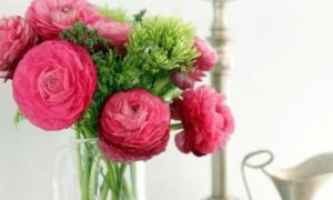 Украшаем интерьер дома цветами