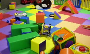 Игровая зона для детей в доме
