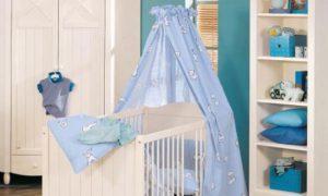 Оформляем комнату для новорожденного