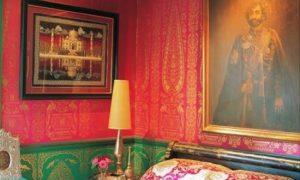 Оформляем спальню в индийском стиле