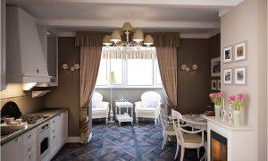 Объединение комнаты и лоджии