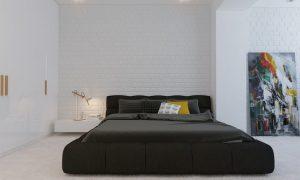 Спальня в стиле минимализм – это как?