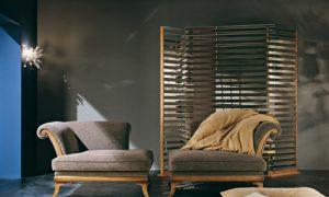 Декоративная ширма для дома в интерьере