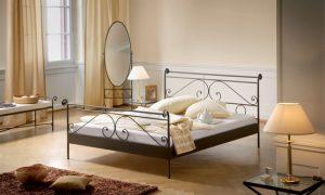 Кованые кровати в спальне: стиль ампир в вашем доме