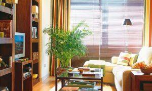 Маленькие квартиры — уютный интерьер