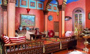 Марокканский стиль в современном интерьере