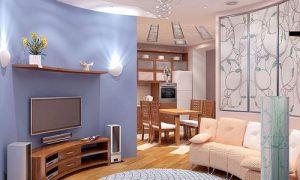 Идеи дизайна квартиры п-44т