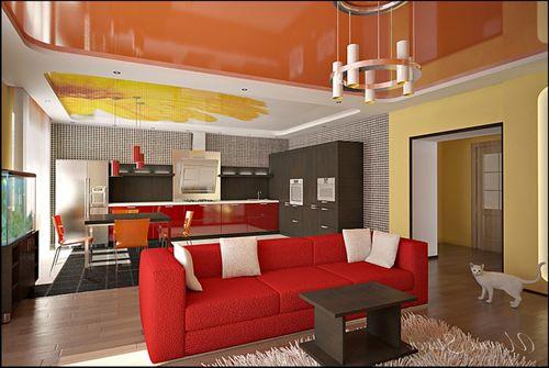 Перепланировка трехкомнатной квартиры п44т