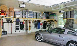 Как обустроить свой гараж