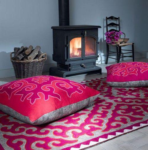 Floor cushions for living room 662741 - spojivach.info
