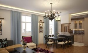 Оформляем дизайн квартиры в стиле неоклассика