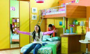 Подростковая комната для двоих детей — идеи оформления