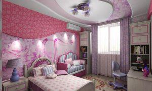 Какой должна быть спальня для девочки