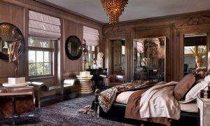 Идеи интерьера спальни 18 кв. м.
