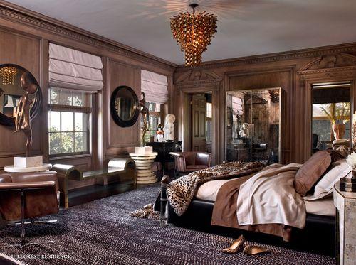 Варианты дизайна спальни 18 кв