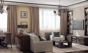 Как оформить интерьер зала в квартире