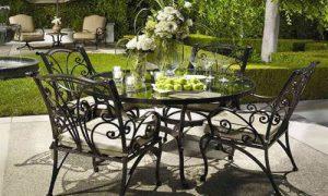 Мебель для сада и дачи: фото идеи обустройства