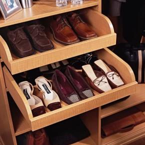 Выбираем шкаф для обуви в прихожую