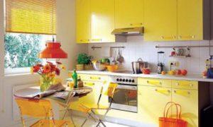Белая плитка на кухне: фото интерьеров