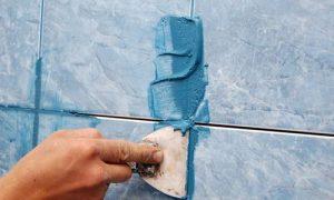 Как выбрать цвет затирки для плитки