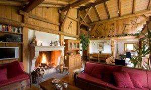 Как обставить деревянный дом: фото идеи