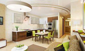 Маленькая двухкомнатная квартира: фото идеи дизайна и оформления