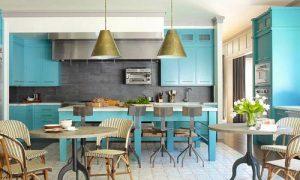 Кухня в стиле французского кафе: оформляем сами