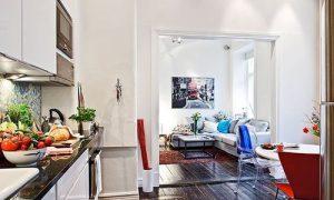Как обустроить маленькую квартиру: фото идеи