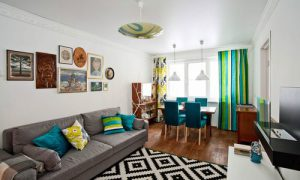 Идеи дизайна квартиры в скандинавском стиле