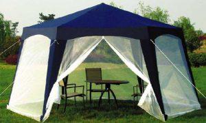 Выбираем шатры для дачи в Икеа