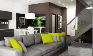 Цветовая гамма в интерьере квартиры или дома
