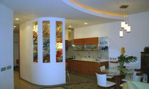 Однокомнатная квартира: фото идеи дизайна