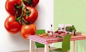 Применяем фотообои в интерьере кухни