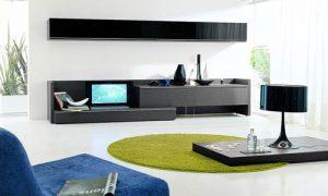 Модная гостиная в стиле минимализм: фото подборка