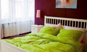 Картина над кроватью в спальне: фото идеи