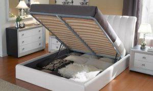 Отзывы про кровать с подъемным механизмом: преимущества и недостатки