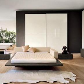 Кровать-подиум для спальни: фото идеи