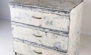Как декорировать мебель под старину: фото мастер-класс