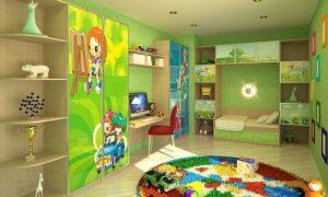 Какую мебель поставить в детскую: фото идеи
