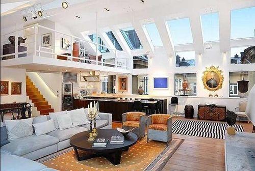 Дизайн спальни с низкими потолками фото