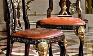 Реставрация старых деревянных стульев: фото идеи
